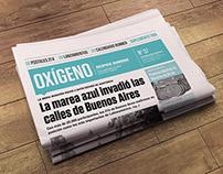 OXÍGENO - Diario de running