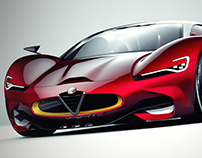 Alfa Romeo FURIA 2016 by Paul Breshke
