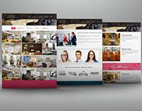 Decor, website & ui/ux design