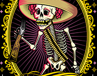 Catrina Zapatista