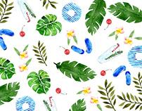 Summer Jamboree Pattern Design