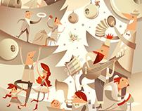 Christmas's story 01