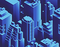 The Seamless Pattern Project | ISOMETRIC CITY