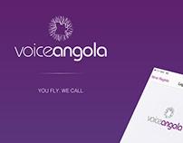 VoiceAngola - Visual Identity