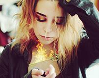 Selfportraits Grunge