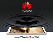 Huawei MediaPad M2 - Spotify