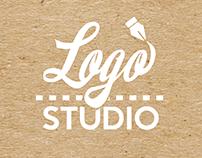 Logo Animation, writing effect.