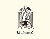Blacksmith Identity (Concept)
