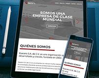 ESACERO - Responsive Webdesign
