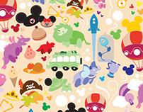 Disney Junior Disney Park Wallpaper (Disney Parks Blog)