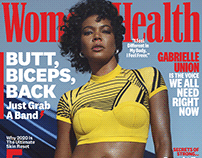 Women Health (cover story)