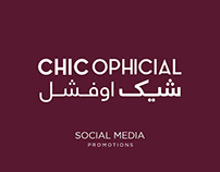Chic Ophicial Social Media Posts