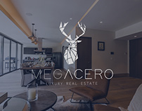 Megacero- branding