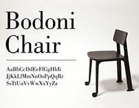 Bodoni Chair