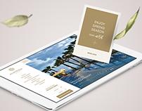 Almyrida Resort Website