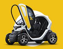 2EasySharing — Electric Car Sharing Company
