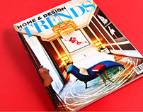 Home & Design TRENDS launch Issue and special sections