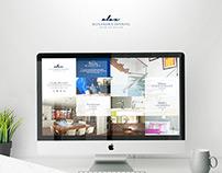 Interior Designer WebDesign Concept