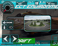 Drifting & Racing Game UI/HUD