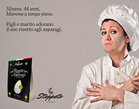 Stoppato 1887 — Pre-cooked rice Advertising Campaign