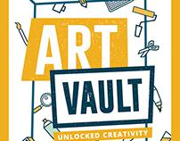 Art Vault Branding