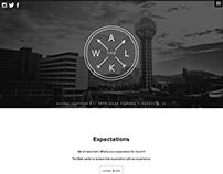 Inside the Walk website