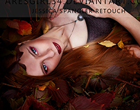 Fall Maiden Retouch