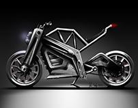 Motorcycle Sketchbook