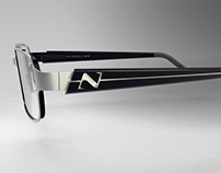 Avanglion eyewear collection and logo design 2012-2014