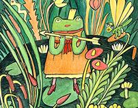 The Frog Princess, Russian folk tale.
