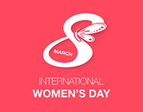 Int'l Women's Day Greeting