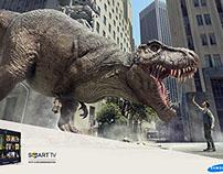 "Samsung Dinosaur ""City"""