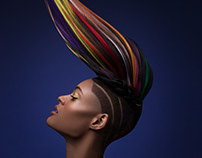 'SPECTRUM' Afro Hair Collection