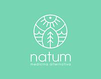 Natum Visual Identity