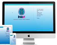 BrainArt Design Studio Web Site