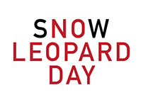 Snow Leopard Day Ad