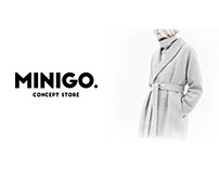 Minigo. - Branding