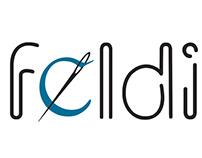 Feldi fashion logo