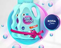 Safewash Posters