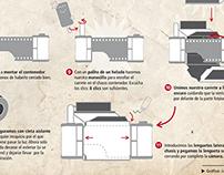 How to do a pinhole (Cómo hacer una cámara estenopéica)