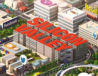HBO Silicon Valley Main Titles (Director's Cut)