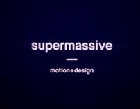 supermassive montage