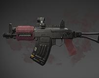 Weapon 3D Study