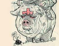 Inktober 2016 - My Sketchbook