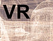 VR previsualisation