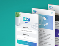 ICCA EDU - Education app