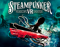 Steampunker VR Periscope Shooter