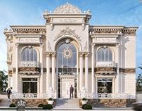 Luxury Palace in KSA