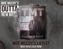"Flyer | ""Mccoy's Mag Flyer"" by Aziz Hadji Yusoph"