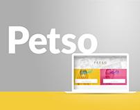Petso - Blogging WordPress Theme